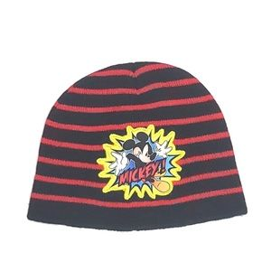 Disney Mickey Mouse Knit Skully Beanie Hat